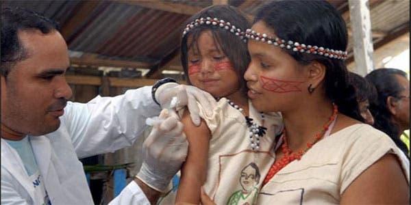 vacinação-indígena
