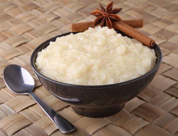Leite de arroz 2