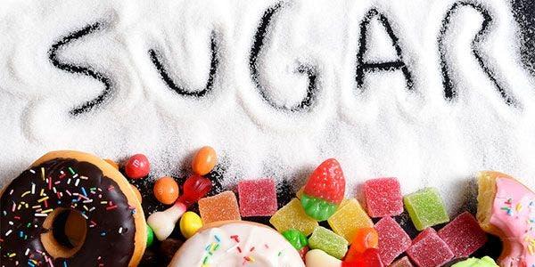 Açúcar e doces