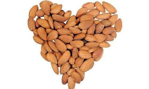 amendoas coracao