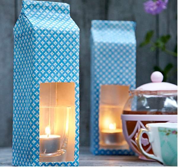lanternas elegantes para luzes noturnas