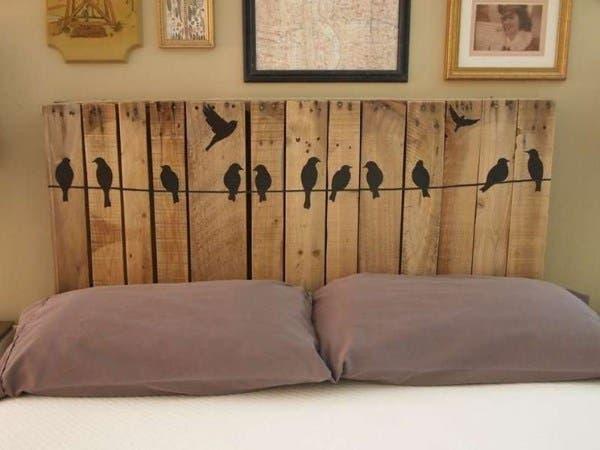 pallets cabeceira sua cama 5