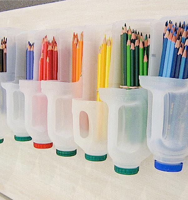 separadores para lápis e canetas