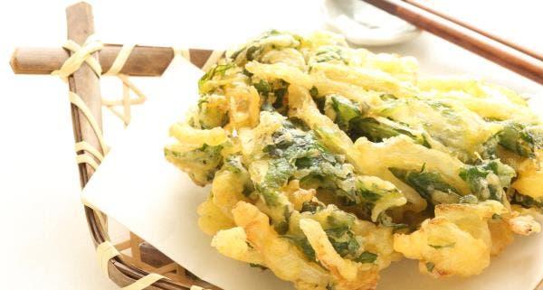 tempurá vegetais forno