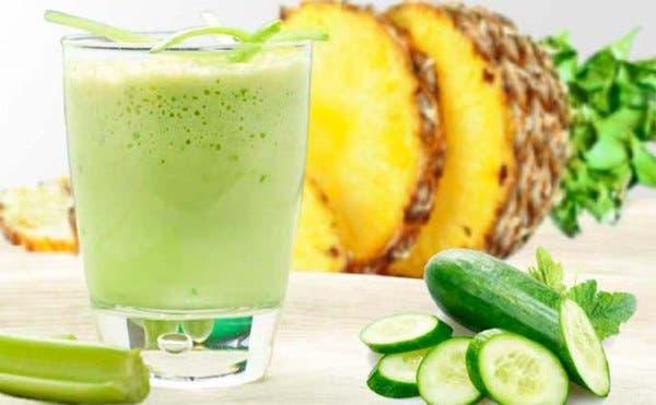 bebida limpar intestino