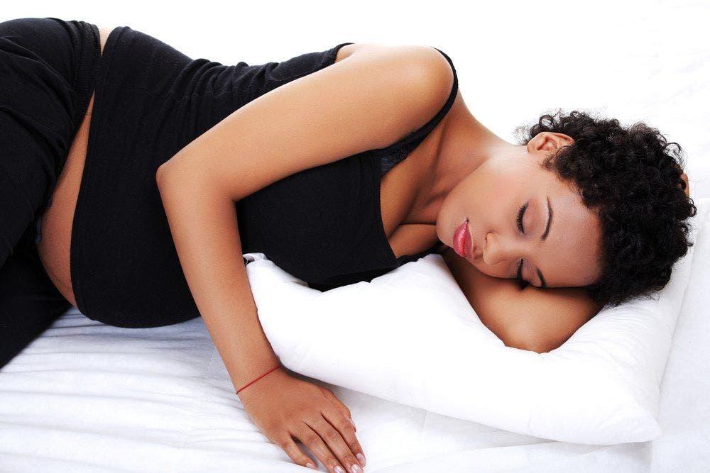dormir na gravidez