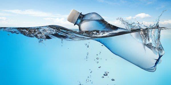 água do mar potável