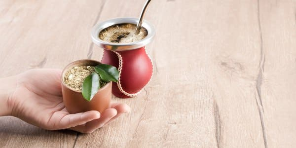 Chá de Erva-mate