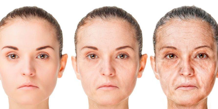 sinais do envelhecimento