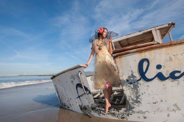 moda lixo praia 3