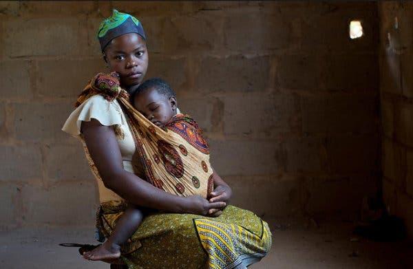 noivas crianças gambia tanzania 2