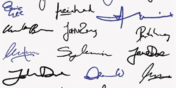 assinaturas
