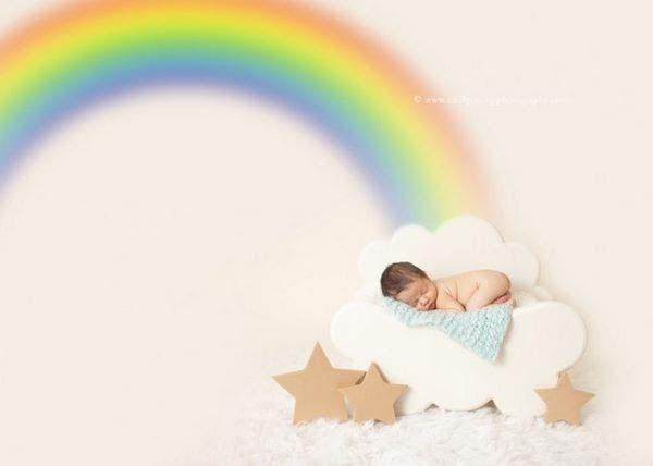 bebe arcoiris 10