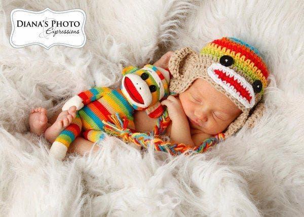 bebe arcoiris 8
