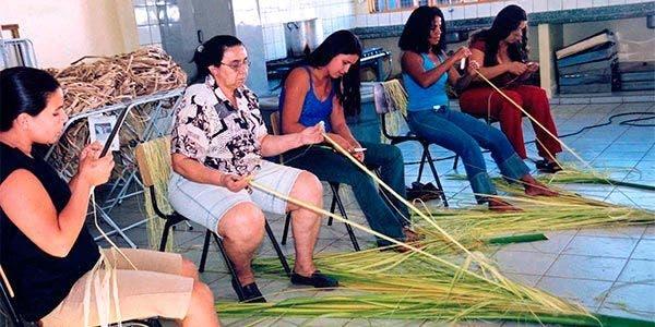 mulheres de fibra