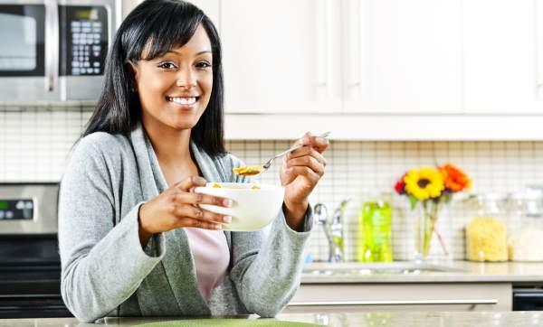 Nutricionistas café da manhã