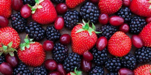 alimentos roxos e saudáveis