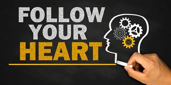 Siga teu coração