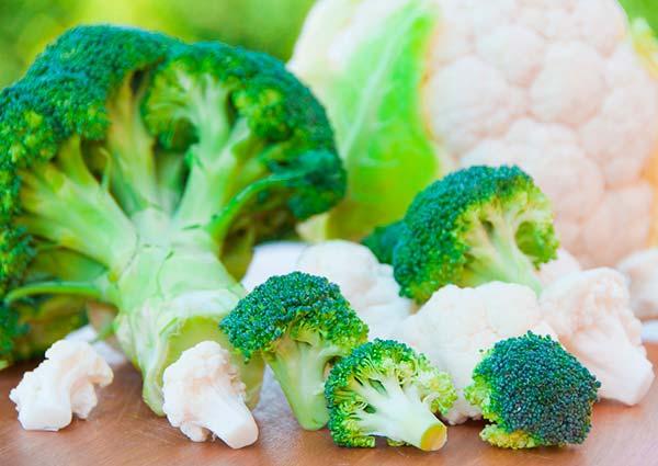 brocolis couve flor cancer