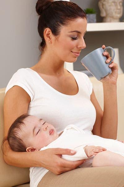 cha leite materno