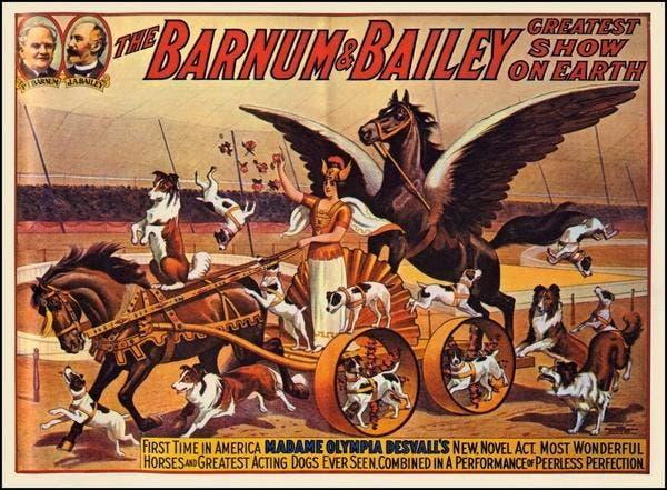 circo barnum 2