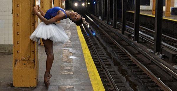Ingrid Silva ballet