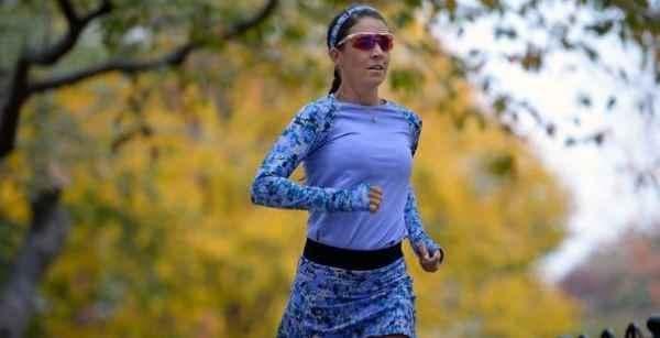 Maratonista com câncer cerebral