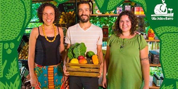 1º mercado agroecológico de MG
