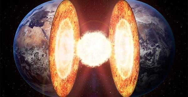 centro da Terra