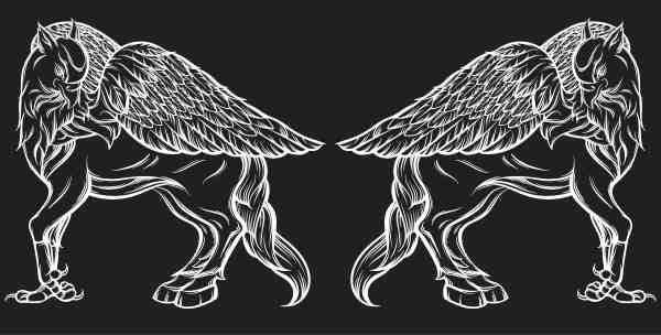 animais mitológicos