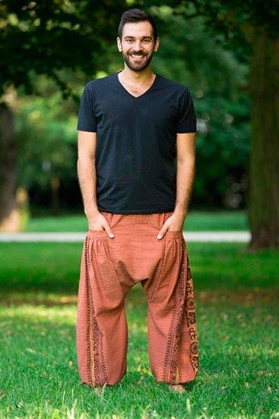 calca thai masculina 1