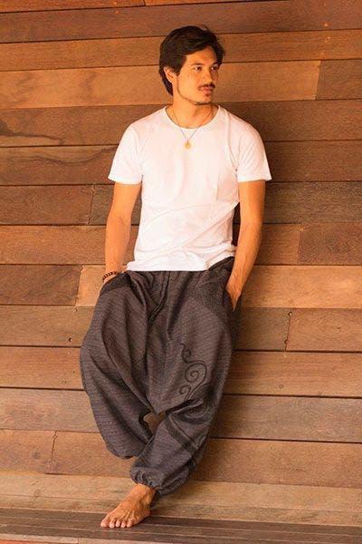 calca thai masculina 2