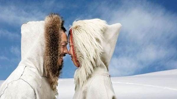 cumprimento esquimó