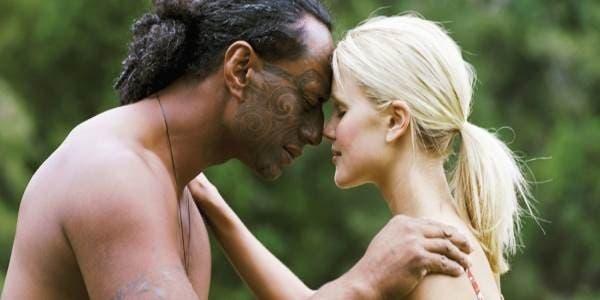 cumprimento maori