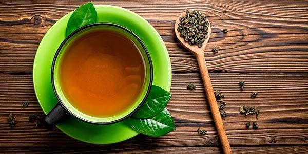 Chá verd