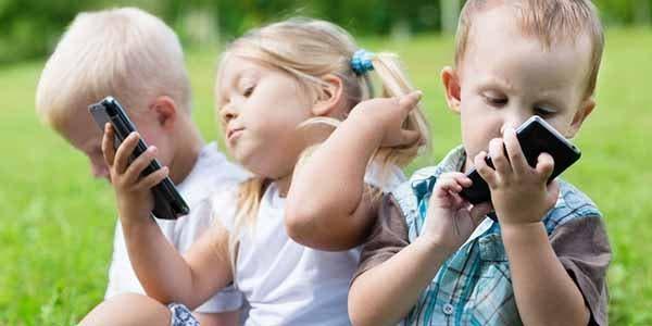 Crianças e Smartphones