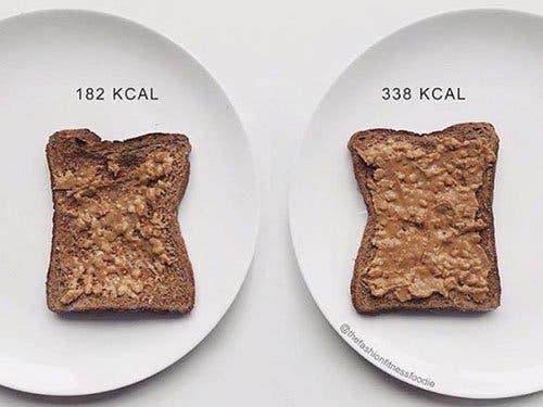 alimentos saudáveis menos calorias