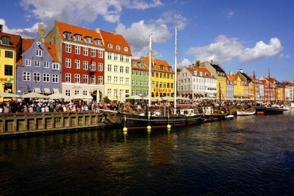 Cidades Mais Coloridas do Mundo
