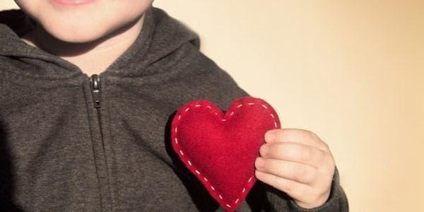 coração fica do lado esquerdo