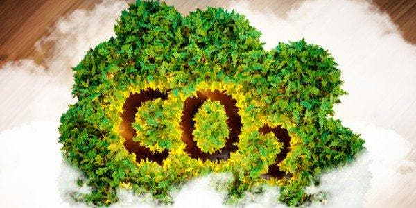 CO2 na atmosfera