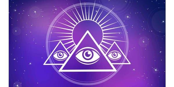 olho de hórus piramide