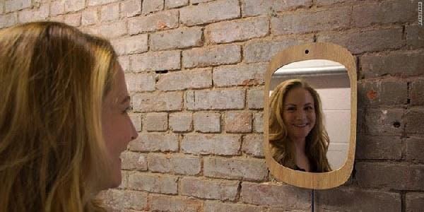 Smile Mirror