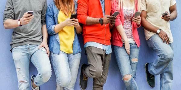 uso celular