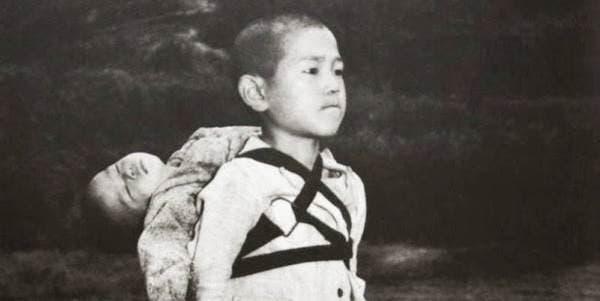 O menino de Nagasaki