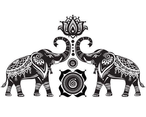 elefante simbolo 3