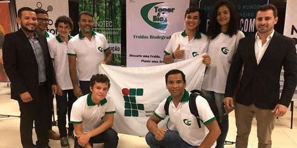 Estudantes IFMT