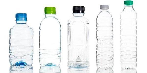 garrafas d'água
