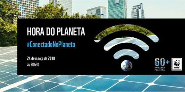 Hora do Planeta 2018