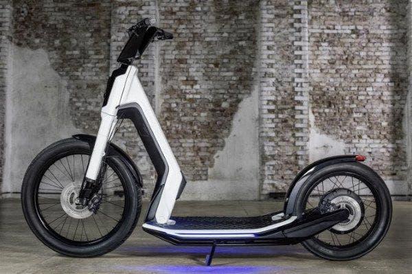 scooter volkswagen