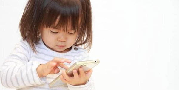 smartphones crianças